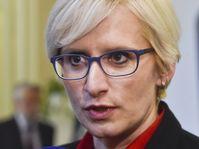 Karla Šlechtová, photo: ČTK/Šimánek Vít