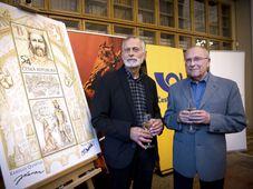 Jan Kavan a Miloš Ondráček, foto: ČTK