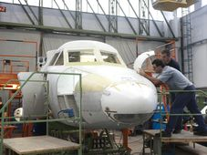 Aircraft Industries, photo: CTK