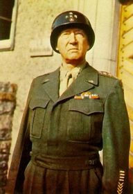General George Smith Patton, photo: US national archives, Public Domain