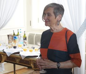 Georgina Sehnoutka Steinsky, photo: Czech Radio - Radio Prague