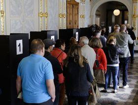 Bundestagswahl (Foto: ČTK)