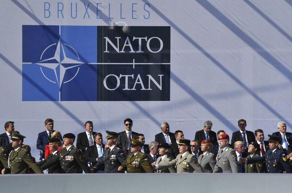 Nato-Gipfel in Brüssel (Foto: ČTK)