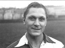 """Josef """"Pepi"""" Bican, photo: archive of Slavia Praha"""