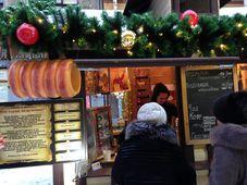 Трдельник в Петербурге, Фото: Катерина Айзпурвит, Чешское радио - Радио Прага
