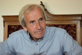 Petr Kučera, photo: Ondřej Tomšů