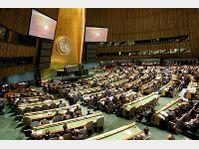 L'Assemblée générale des Nations Unies à New York, photo: CTK