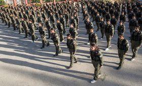 Kurdenmiliz YPG (Foto: Kurdishstruggle, CC BY 2.0)