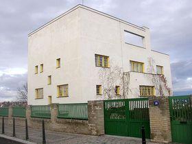 La villa Müller à Prague