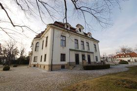 Villa Kramář, foto: Ondřej Tomšů