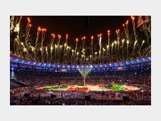 Slavnostní zakončení olympijských her v Riu de Janeiro, foto: ČTK