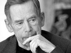 Václav Havel, foto: Filip Jandourek, ČRo