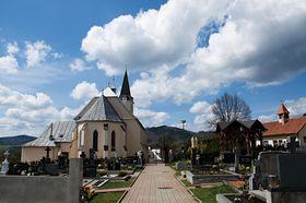 Mariä Himmelfahrtskirche in Nedašov (Foto: Dana Fojtíková, CC BY-SA 3.0)