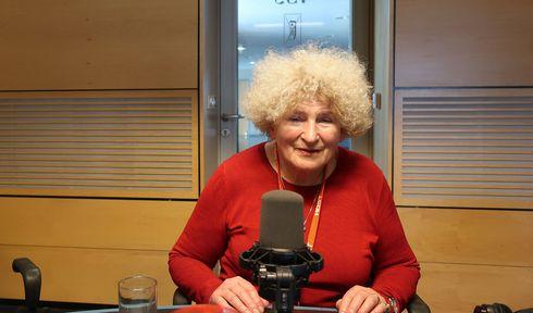 Helena Kanyar Becker, foto: Klára Stejskalová