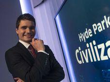 Daniel Stach, photo: Czech Television