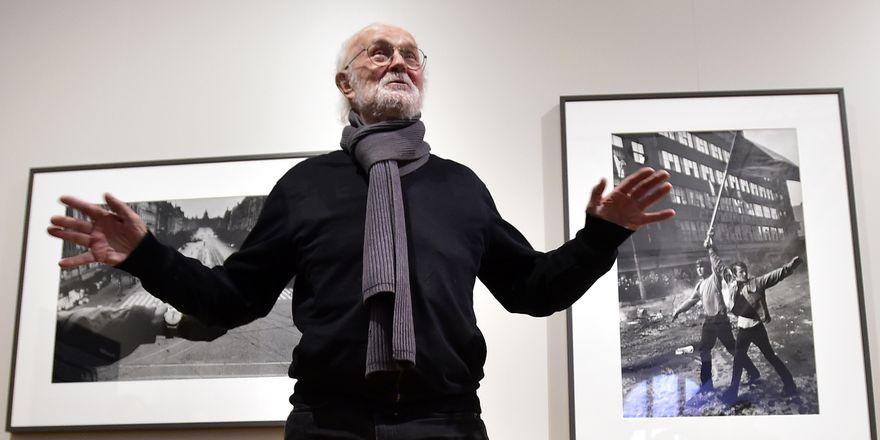 Josef Koudelka, photo: CTK