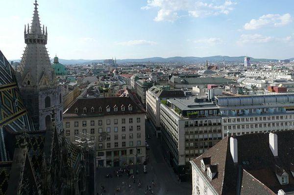 Vídeň, foto: Gryffindor, CC BY 3.0