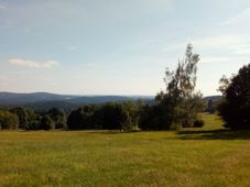 Aussicht vom Javořice (Foto: Markéta Kachlíková)