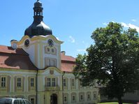 Schloss Nebílovy (Foto: Martina Schneibergová)