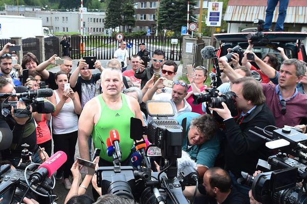 Jiří Kajínek, photo: CTK