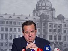 Jan Mládek, photo: CTK