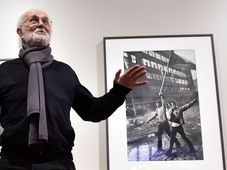Josef Koudelka, photo: CTK