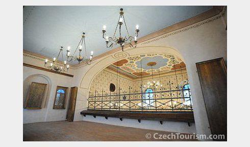 Sinagoga de Turnov, foto: CzechTourism