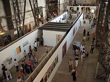 Prague Biennale 2 in Karlin, photo: www.praguebiennale.org