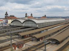 Prague's Main Station, photo: Jiří Němec
