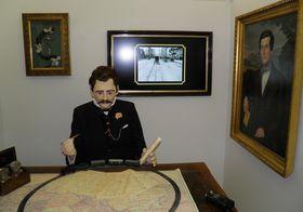 Кабинет Людвига Винсента Хольцмейстера, Фото: Антон Каймаков