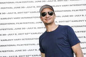 Jeremy Renner, photo: Film Servis Festival Karlovy Vary