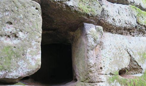 Пещера Петровина, фото: Маркета Вейводова