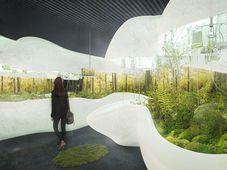 Czech pavilion, photo: CZ Expo official website