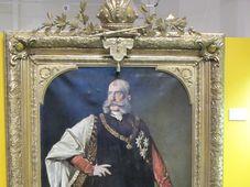 Kaiser Franz Joseph I. (Foto: Martina Schneibergová)
