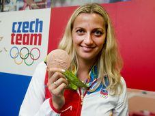 Petra Kvitová, foto: ČTK
