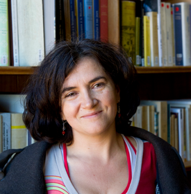 Laure Teulières, photo: Site officiel de l'Institut français de Prague