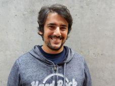 Juan Pablo Bertazza, foto: Carlos Ferrer