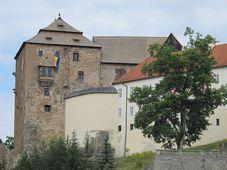 Burg Bečov (Foto: Martina Schneibergová)
