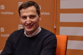 Ondřej Boháč (Foto: Jana Přinosilová, Archiv des Tschechischen Rundfunks)