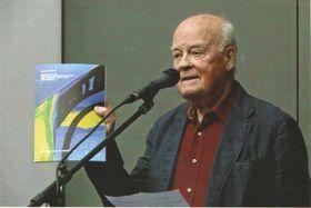 Helmut Köser (Foto: Brücke/Most-Stiftung)