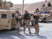 A l'heure actuelle, il y a 535 militaires tchèques présents en Afghanistan dans le cadre de la Force internationale d'assistance à la sécurité (ISAF), photo: www.army.cz