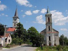 L'église de Velká Lhota