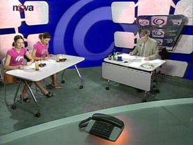 Pořad Volejte řediteli, foto: archiv TV Nova