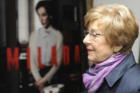 Jana Kánská, photo: CTK