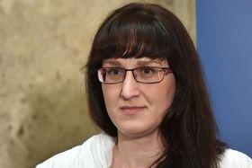 Eva Gottvaldová (Foto: Filip Jandourek, Archiv des Tschechischen Rundfunks)