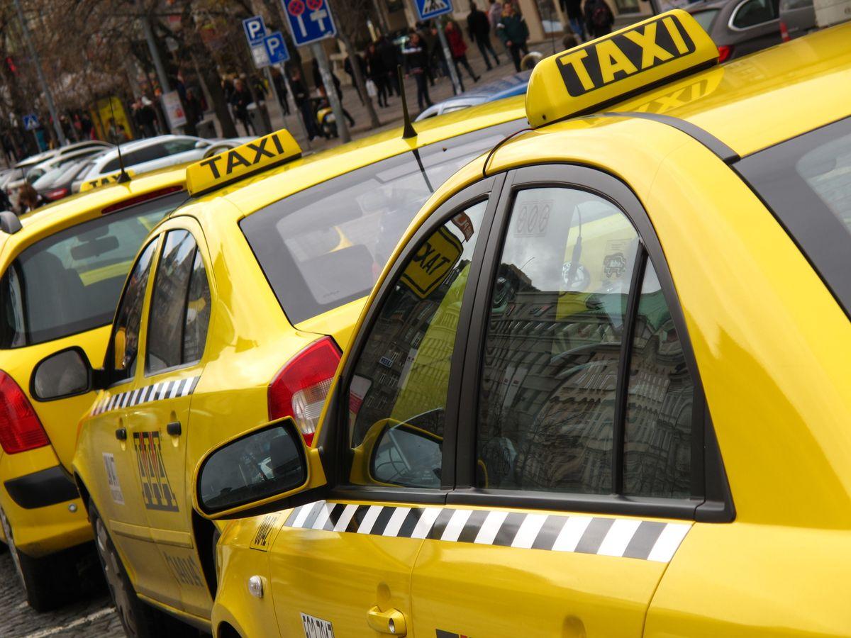 czech taxi spoutana cz