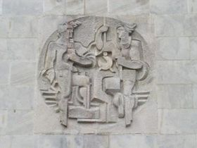 Ivan Kalvoda, 'Les ouvriers', photo: Site officiel du projet Vetřelci a volavky