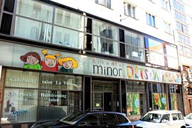 "Kindertheater ""Minor"" (Foto: VitVit, CC BY-SA 4.0)"