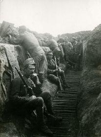 Schlacht bei Zborów (Foto: Archiv des Militärhistorischen Instituts)