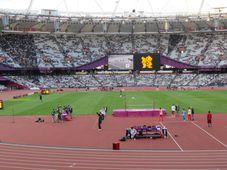 Mistrovství světa v atletice proběhne na Olympijském stadionu v Londýně, foto: David Jones, CC BY 2.0